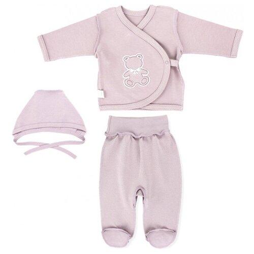 Комплект одежды LEO размер 62, розовый, Комплекты  - купить со скидкой