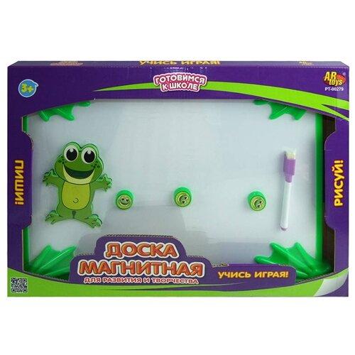 Купить Доска для рисования детская ABtoys PT-00279 зеленый, Доски и мольберты