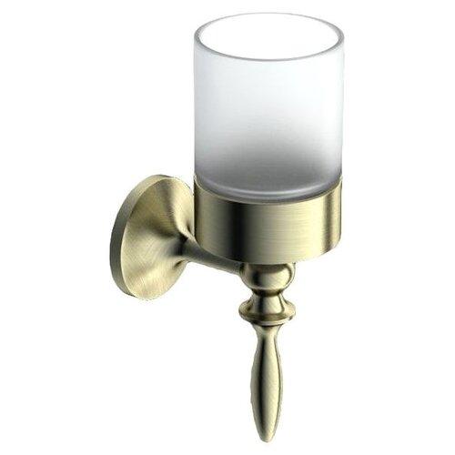 Стакан для зубных щеток Art & MAX Bohemia AM-E-4268 бронза