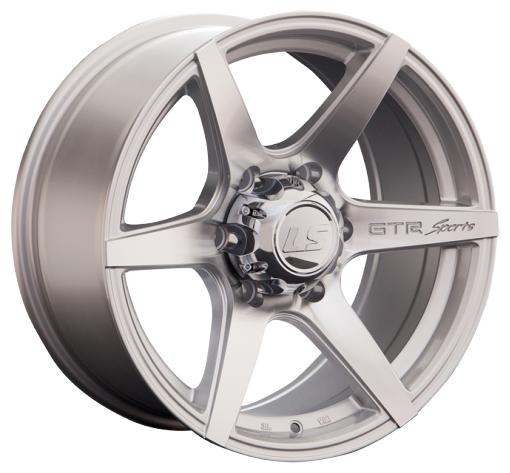 Колесный диск LS Wheels LS800 9x18/6x139.7 D106.1 ET25 SF