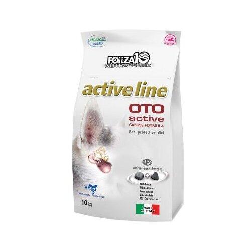 Сухой корм для собак Forza10 (10 кг) Active All Breeds Adult Oto при заболеваниях ушей 10 кг