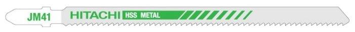 Набор пилок для лобзика Hitachi JM41 750015 5 шт.