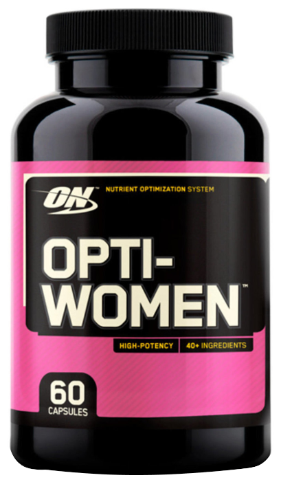 Минерально-витаминный комплекс Optimum Nutrition Opti-Women (60 капсул)