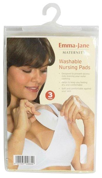 Emma-Jane Прокладки многоразовые для груди