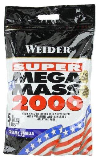 Гейнер Weider Mega Mass 2000 (5 кг)