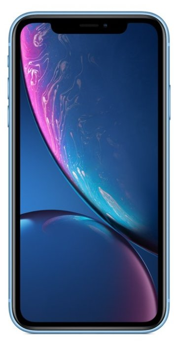 Смартфон Apple iPhone Xr 64GB Black (Чёрный)
