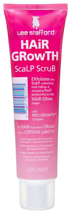 Lee Stafford Hair Growth Пилинг для волос и кожи головы для стимулирования роста волос