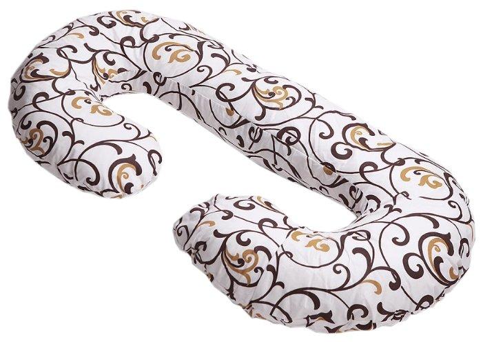 Подушка Body Pillow для беременных С холлофайбер