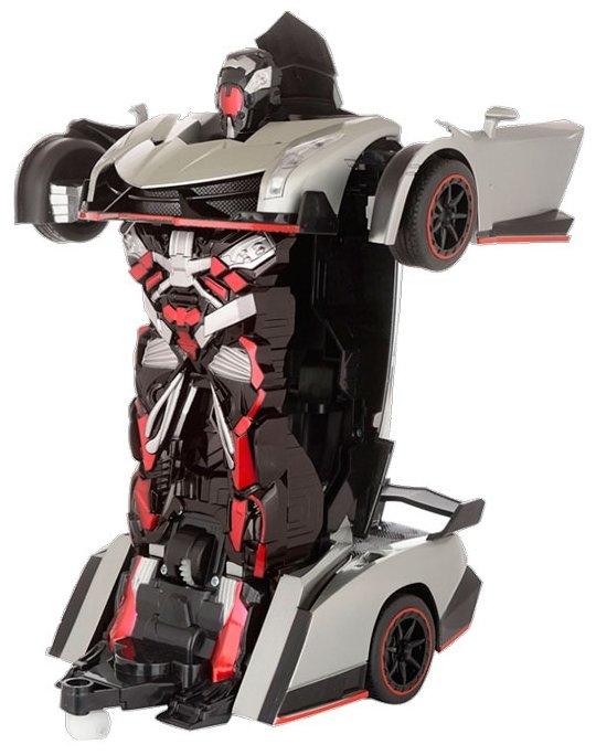 Робот-трансформер 1 TOY Спорткар