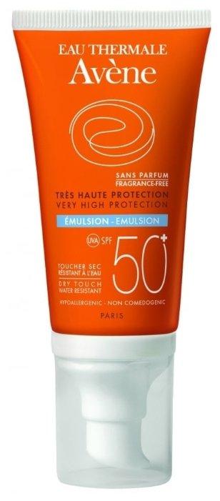 AVENE Cleanance Solaire-Sunscreen Солнцезащитная эмульсия для проблемной кожи SPF 50+