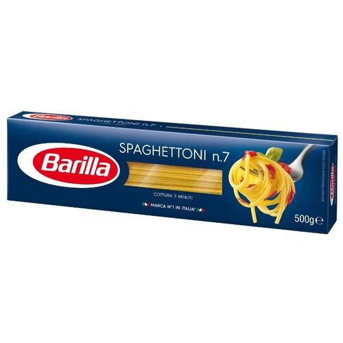 Barilla Макароны Spaghettoni n.7, 500 г