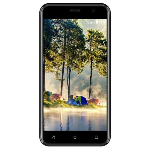 Смартфон DIGMA LINX JOY 3G черный смартфон