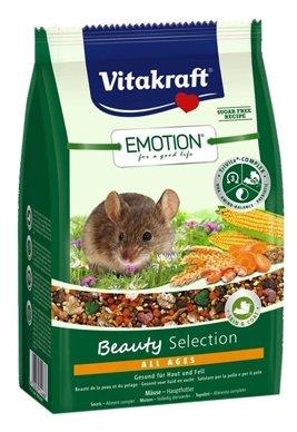 Корм для мышей Vitakraft Emotion Beauty Selection