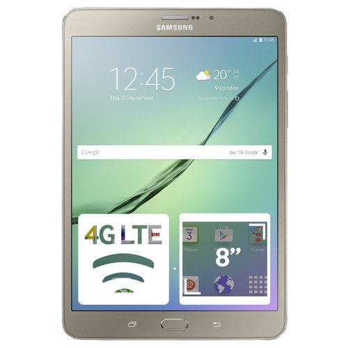 Планшет Samsung Galaxy Tab S2 8.0 SM-T719 LTE 32Gb goldПланшеты<br>