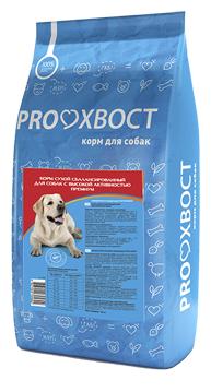 Корм для собак PROхвост Сухой корм для собак с высокой активностью