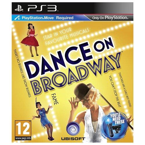 Игра для PlayStation 3 Dance on Broadway