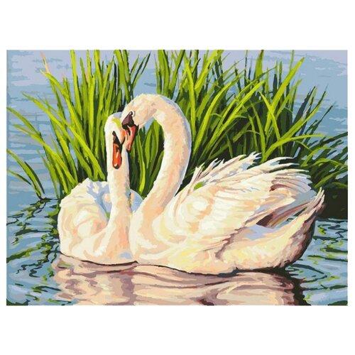 Купить Белоснежка Картина по номерам Навсегда 30х40 см (065-AS), Картины по номерам и контурам