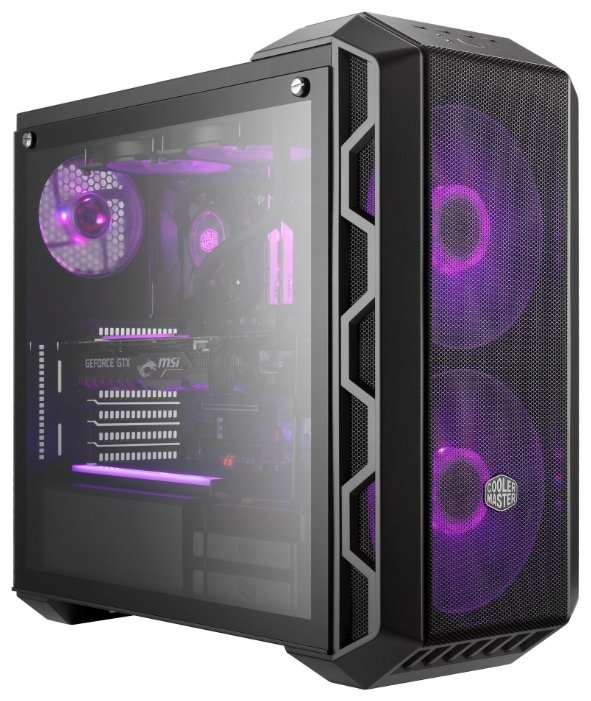 Cooler Master Компьютерный корпус Cooler Master MasterCase H500 (MCM-H500-IGNN-S00) Black
