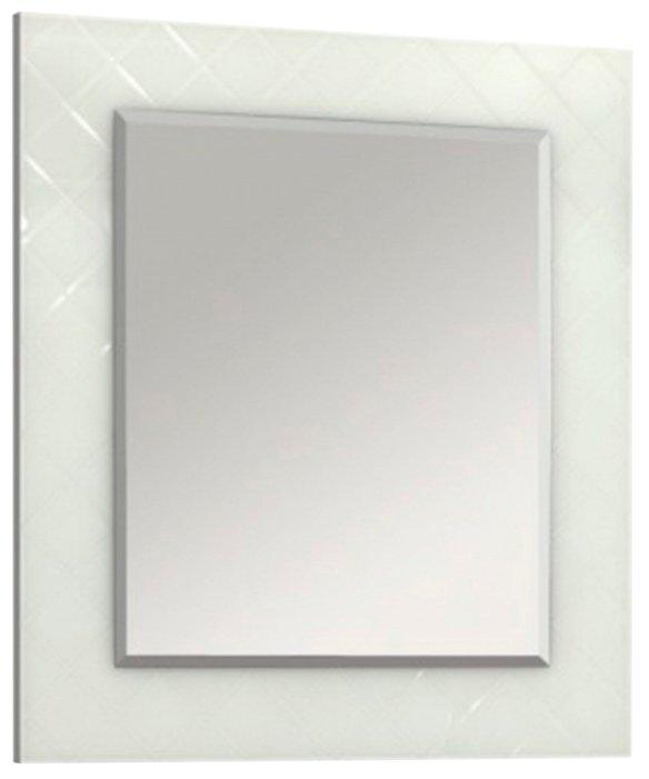 Зеркало в раме Акватон Венеция 75 1A151102VNL10 белое