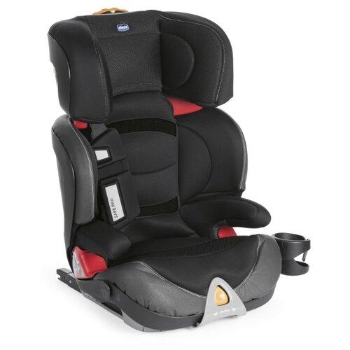 цена на Автокресло группа 2/3 (15-36 кг) Chicco Oasys 2-3 Evo FixPlus, jet black