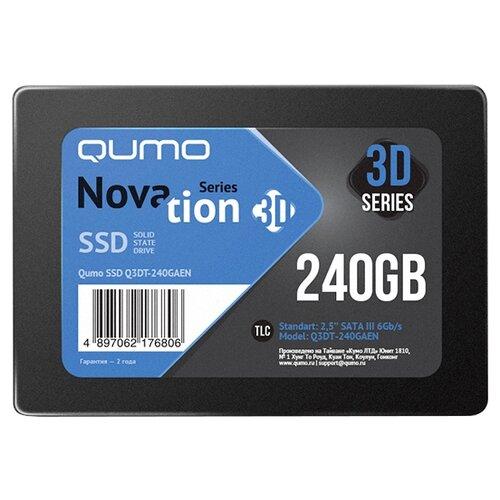 Твердотельный накопитель Qumo 240 GB Q3DT-240GAEN