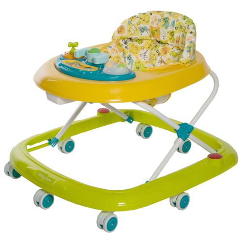 Ходунки Baby Care Corsa желтый baby care baby care ходунки walker розовые