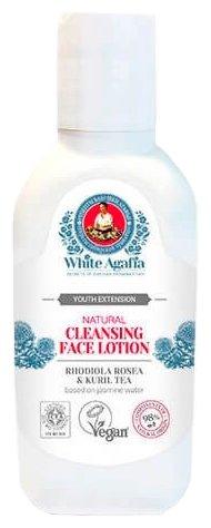 Рецепты бабушки Агафьи Лосьон White Agafia Продление молодости Очищающий