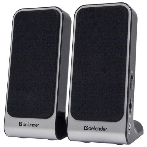 Купить Компьютерная акустика Defender SPK-225 серый / черный