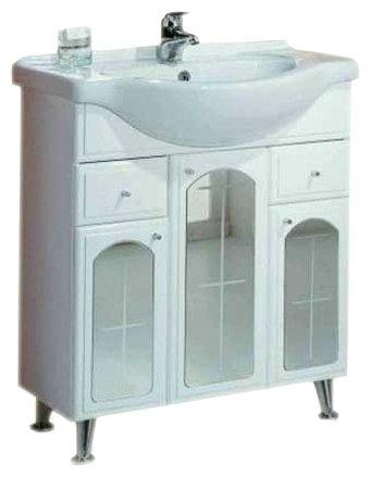 Тумба для ванной комнаты АКВАТОН Эмилья 75 (1A056801EJ010)