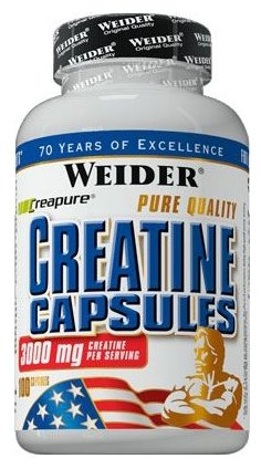 Креатин Weider Creatine Capsules (100 шт.)