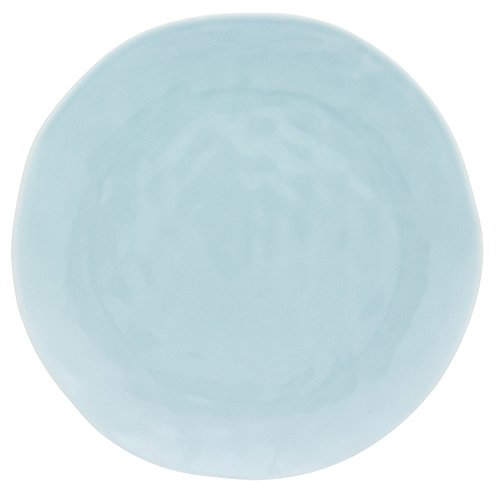 Elan gallery Тарелка для закуски Мятная 21,5 см