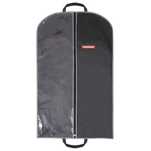 HAUSMANN Чехол для одежды HM-701002 100x60 см черный