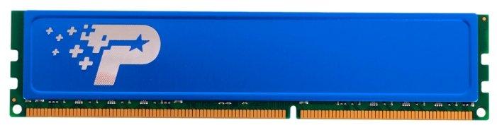Оперативная память 8 GB 1 шт. Patriot Memory SL PSD38G16002H — купить по выгодной цене на Яндекс.Маркете
