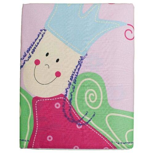Roba комплект постельного белья Веселая фея (2 предмета) розовый комплект белья для новорожденных фея веселая игра цвет серый 6 предметов