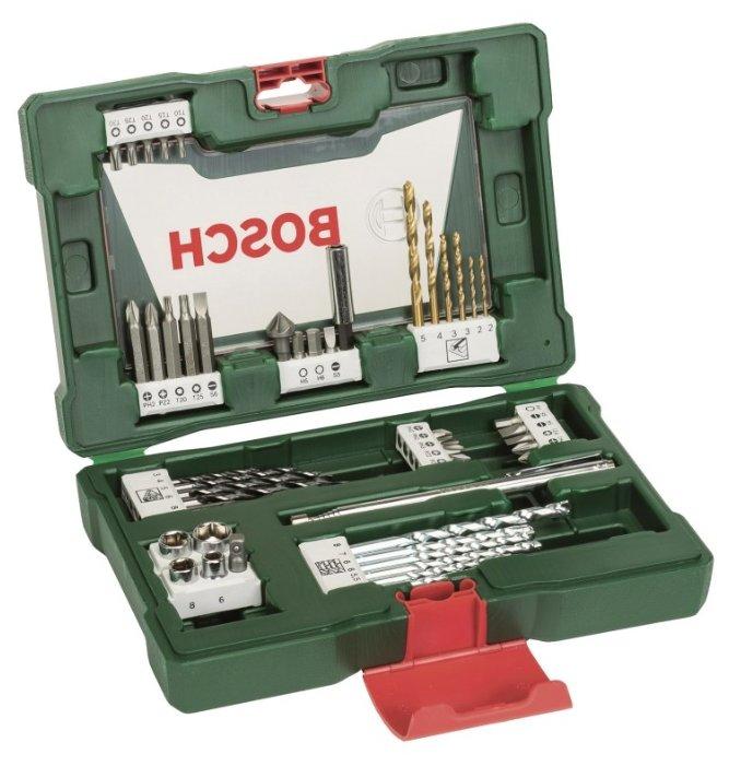 Набор инструментов BOSCH V-Line 48 (2.607.017.314)