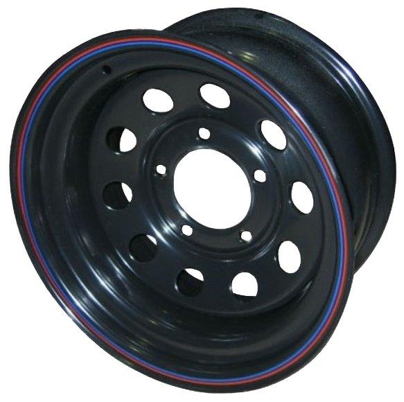 Колесный диск OFF-ROAD Wheels 1570-53910BL-3 7x15/5x139.7 D110 ET-3 черный — купить по выгодной цене на Яндекс.Маркете