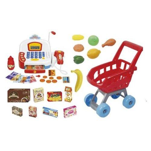 Купить Магазин Shantou Gepai Радочка 32 предмета (T357-D4945), Играем в магазин