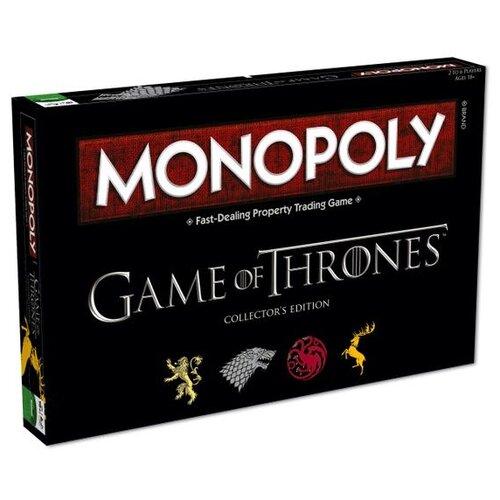 Настольная игра Hasbro Игры Monopoly Game of ThronesНастольные игры<br>