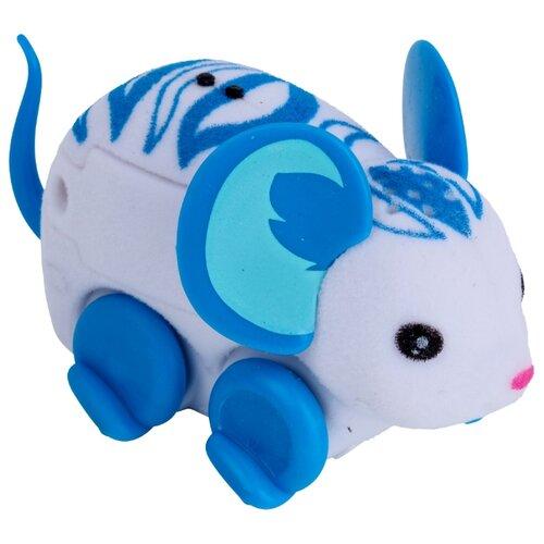 Интерактивная игрушка робот Moose Little Live Pets Мышка 28168 Wild Beatz