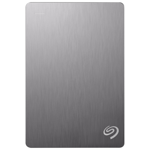 Внешний HDD Seagate Backup Plus Portable Drive 5 ТБ серебристый внешний hdd seagate backup plus slim portable drive 1 тб черный