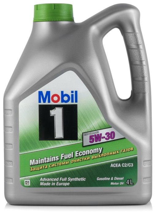 Моторное масло MOBIL 1 ESP Formula 5W-30 4 л