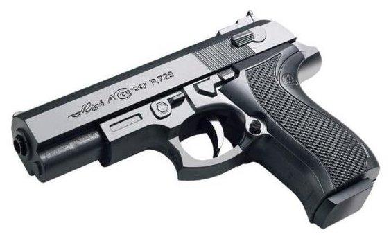 Пистолет Shantou Gepai (ES1003-729BPB) — купить по выгодной цене на Яндекс.Маркете