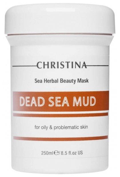 Christina Маска Sea Herbal Beauty Dead Sea Mud Mask for oily & problem skin