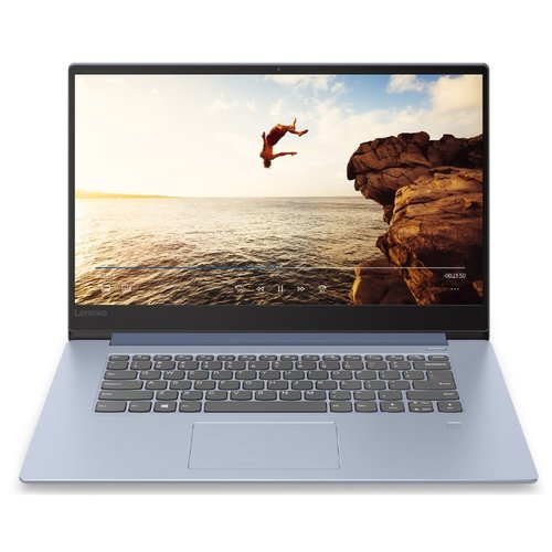 Купить Ноутбук Lenovo Ideapad 530S-15IKB (Intel Core i3 8130U 2200 MHz/15.6 /1920x1080/8GB/128GB SSD/DVD нет/Intel UHD Graphics 620/Wi-Fi/Bluetooth/Windows 10 Home) 81EV003VRU Liquid Blue