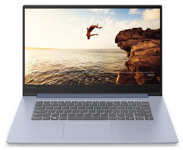 "Ноутбук Lenovo Ideapad 530S-15IKB (Intel Core i5 8250U 1600 MHz/15.6""/1920x1080/8GB/256GB SSD/DVD нет/NVIDIA GeForce MX150/Wi-Fi/Bluetooth/Windows 10 Home)"