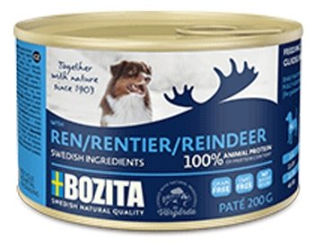 Корм для собак Bozita оленина 200г