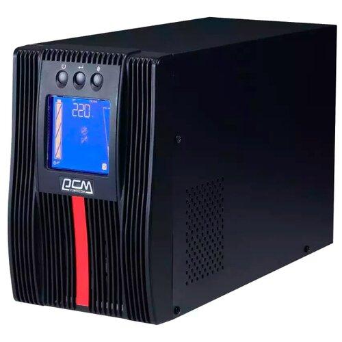 ИБП с двойным преобразованием Powercom Macan Comfort MAC-1000  - купить со скидкой
