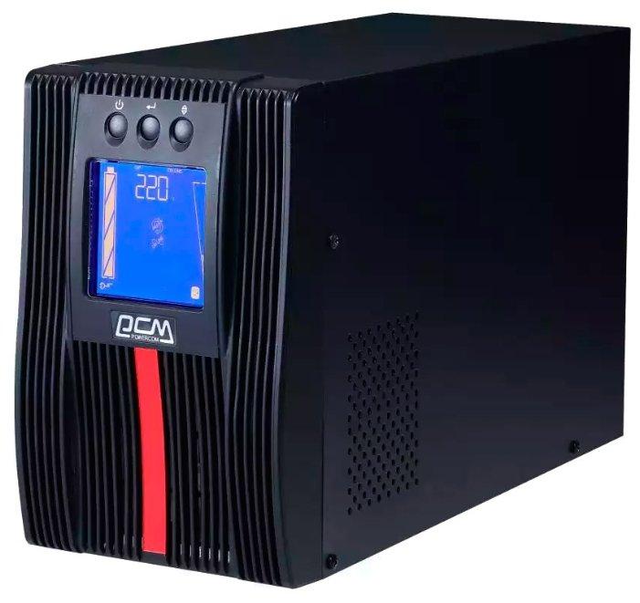ИБП с двойным преобразованием Powercom Macan Comfort MAC-1000