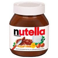 Nutella Паста ореховая с добавлением какао, 180 г