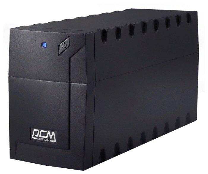 Интерактивный ИБП Powercom RAPTOR RPT-1000AP
